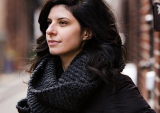 Rebekah – Boston Winter Portraits