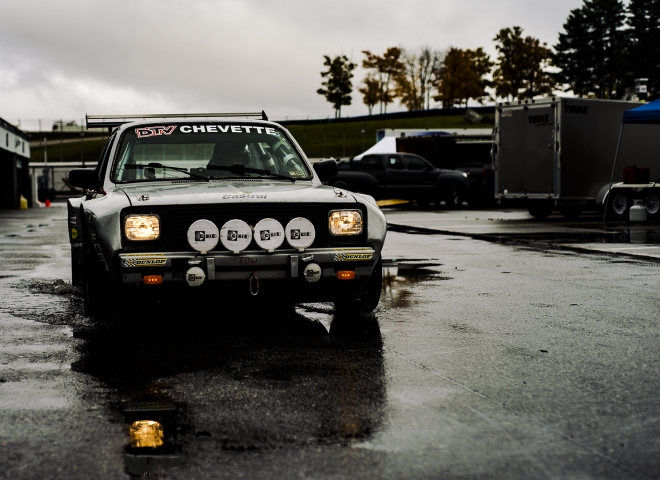 Chevette Race Car – 24 Hours of Lemons