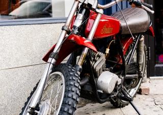 Indian City Bike