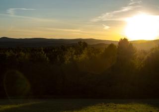 Sunset – Kimball Hill Hillsborough NH